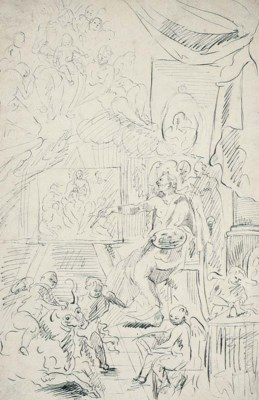 François Boitard (1670-1715 Th