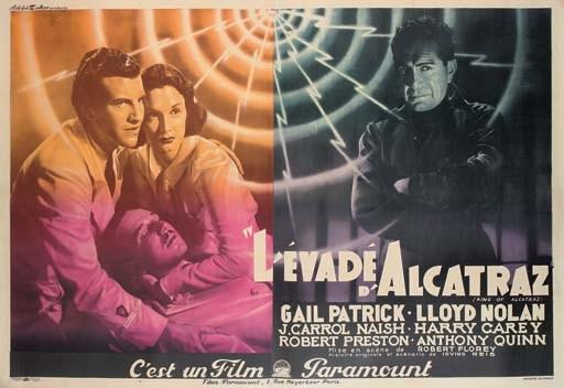 King Of Alcatraz  L'Evade D'Al