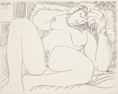 After Pablo Picasso (Spanish,