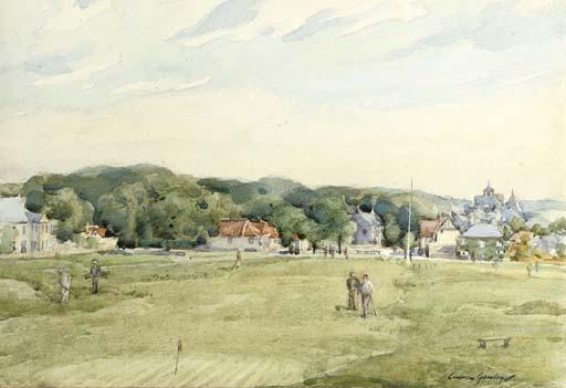 ANDREW ARCHER GAMLEY (BRITISH, 1869-1949)