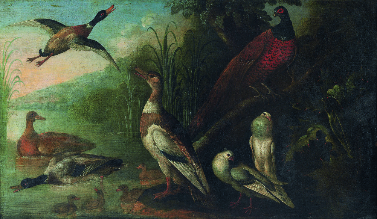 ATTRIBUTED TO MARMADUKE CRADOCK (BRITISH, BORN CIRCA 1660-1717)