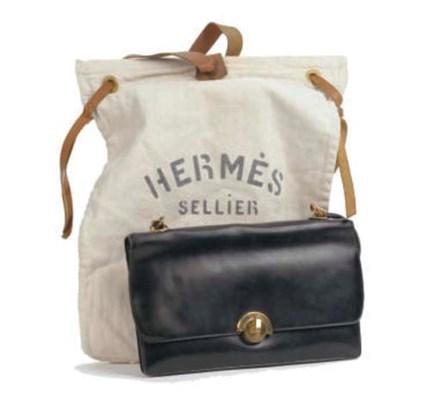HERMÈS: TWO BAGS