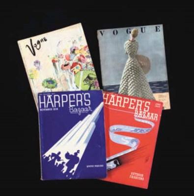 VOGUE & HARPER'S MAGAZINE
