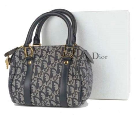 CHRISTIAN DIOR, A SMALL LOGO H