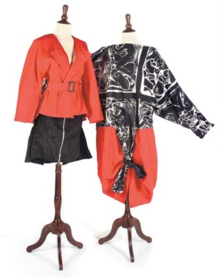 BOY, A COLLECTION OF COSTUME