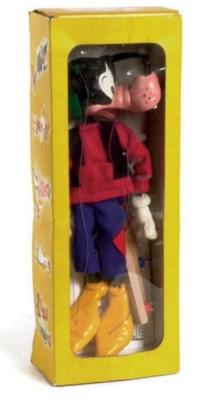 Pelham Puppets, 1960s-1980s