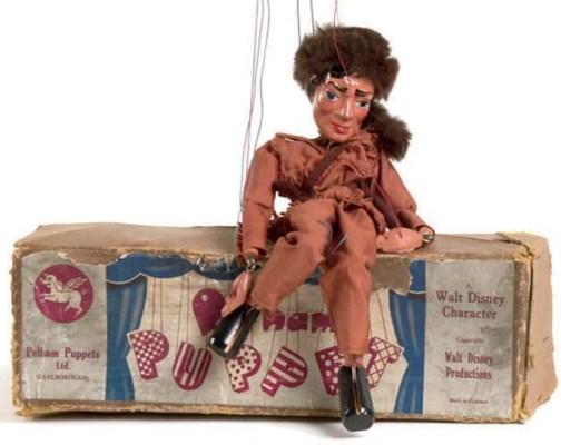 A rare Pelham Puppet SL Davy C