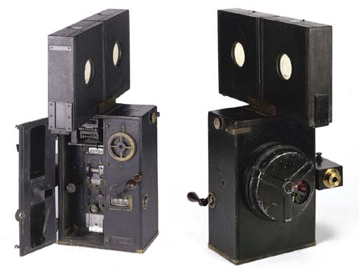 Kinemacolor camera no. 979