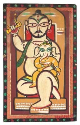 JAMINI ROY (INDIA, 1887-1972)