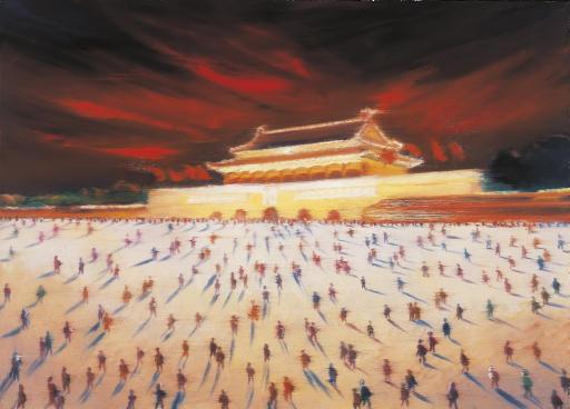 YIN ZHAOYANG (Born in 1970)