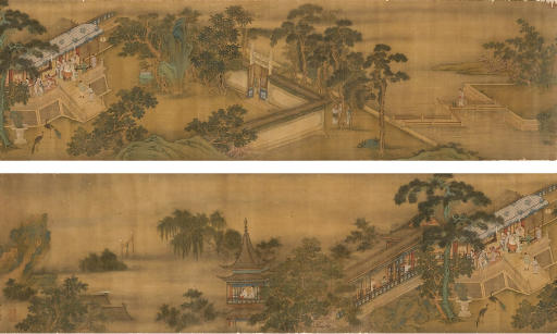 QIU YING (ATTRIBUTED TO, CIRCA 1495-1552)