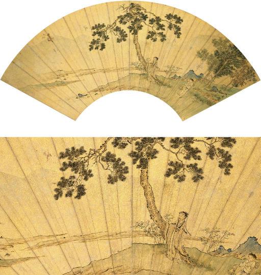 QIU YING (CIRCA. 1495-1552)