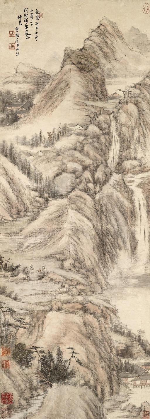 GAO FENGHAN (1683-1748)