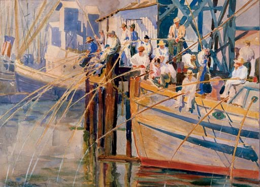 Emil Kosa, Jr. (1903-1968)