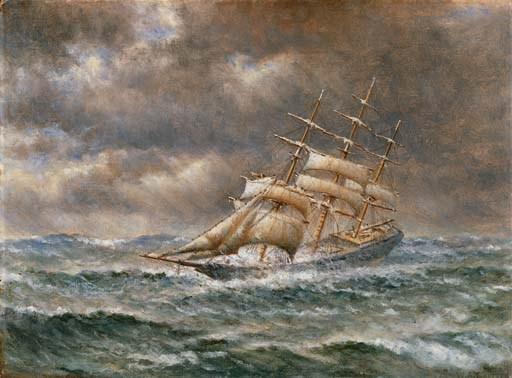 William Coulter (1849-1936)