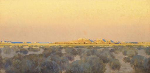 Mesa Land Sunset