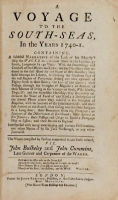 BULKELEY, John (fl. 1740) and