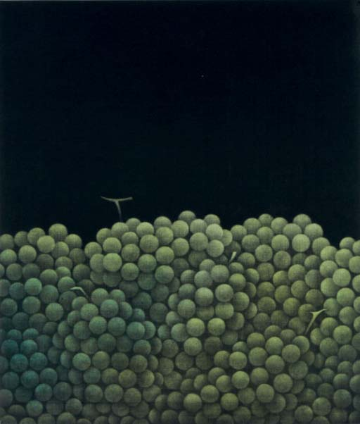 Grapes in Darkness (M. Gallery 83)