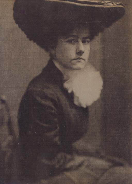 Portrait of a Lady, c. 1900