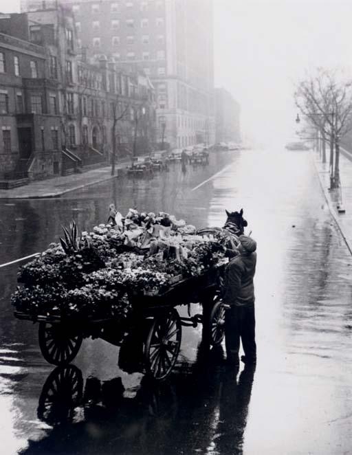 Untitled (Flower Seller), 1948