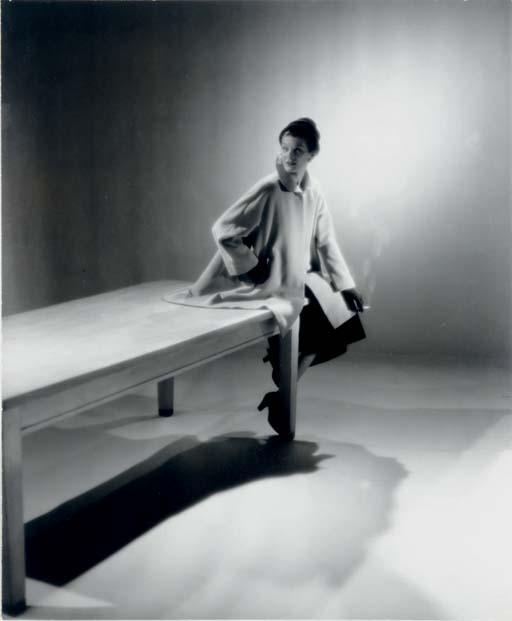 Fashion for Henri Bendel, June 1953