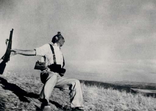 Loyalist Soldier, Spain, 1936