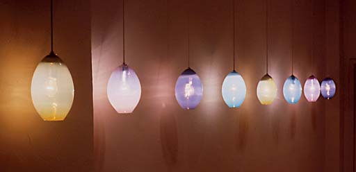 Untitled (8 Lamps)