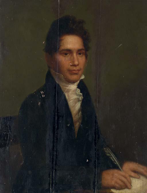 John Ridge, Cherokee Chief