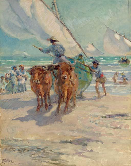 Fishermen, Valencia