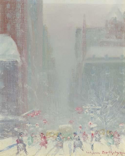Fifth Avenue in Winter