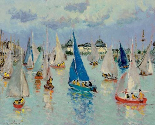Andre Hambourg (1909-1999)