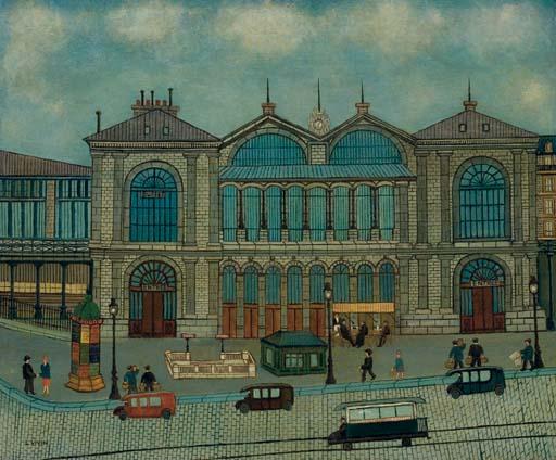 Gare Montparnasse, Paris