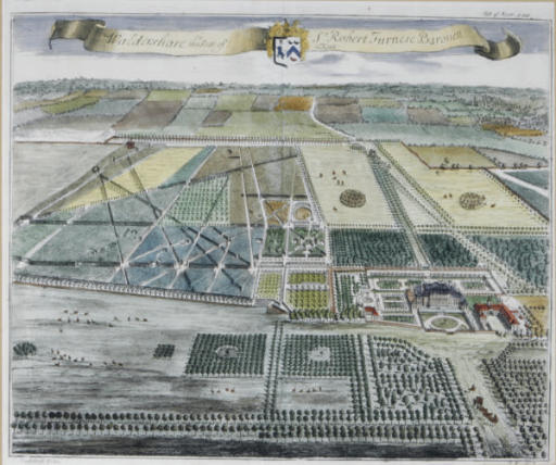 Dr. Harris' History of Kent:  Twelve Plates