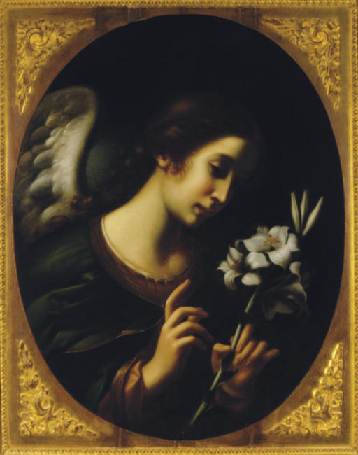 An Angel of the Annunciation