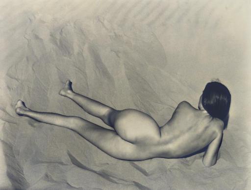 Nude on Sand, Oceano, 1936