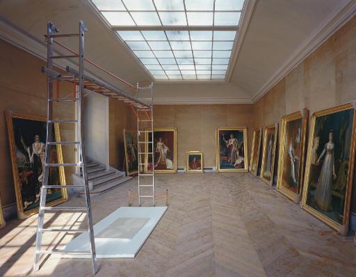 Attique du Midi, Salle Napoleonienne No. 1, Chateau de Versailles, 1985