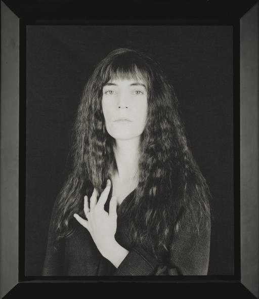 Patti Smith, 1987