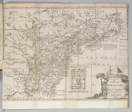 CHARLEVOIX, Pierre François Xavier de. A Voyage to North-America. Dublin: John Exshaw, 1766