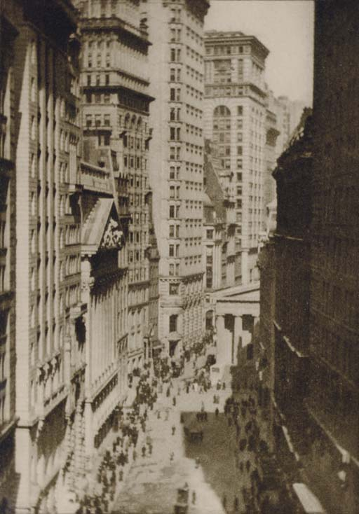 Selected images from New York, 1908