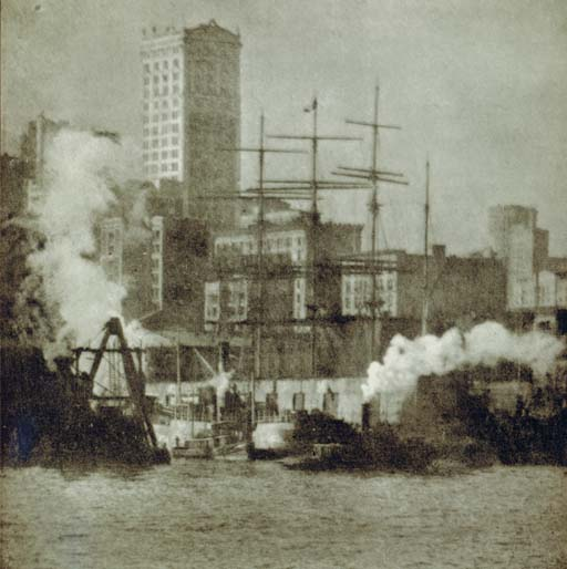 Selected images from Camera Work, April 1904; January 1905; and January 1908