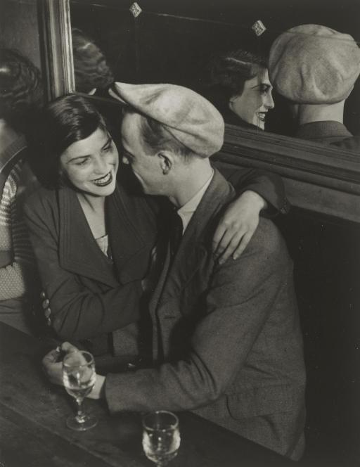 Couple at the Bal des Quatre-Saisons, rue de Lappe, c. 1931