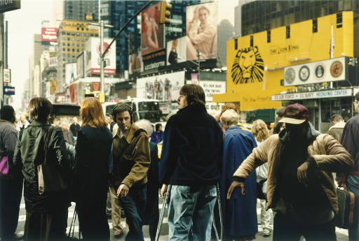 New York, 1998