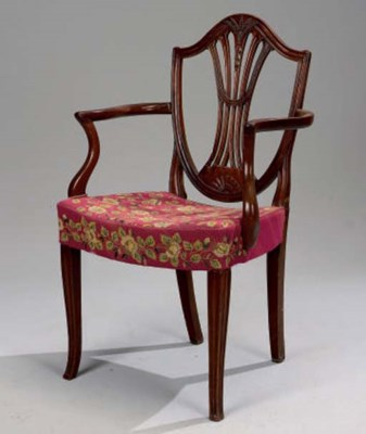 FAUTEUIL VERS 1900