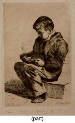 FRANCOIS BONVIN (1817-1887)