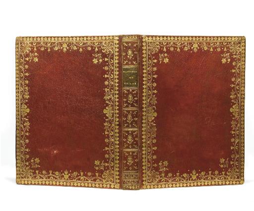 LONGUS (fin du IIe - Début du IIIe siècle). Les Amours pastorales de Daphnis et Chloé. S.l. (Paris): 1745.