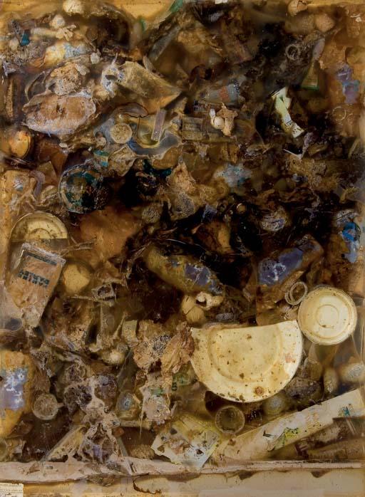 La poubelle de la colombe d'or