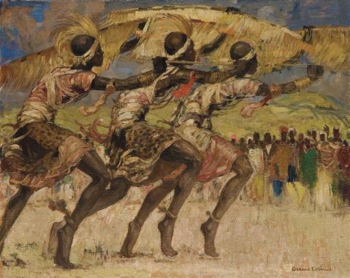 Les lévriers de Musinga