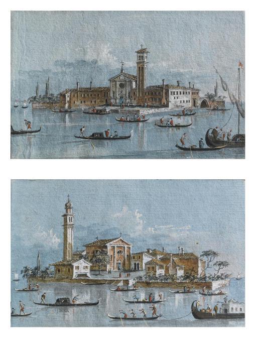 Isola di S. Mattia di Murano; e Isola di San Giorgio in Allega, Venezia