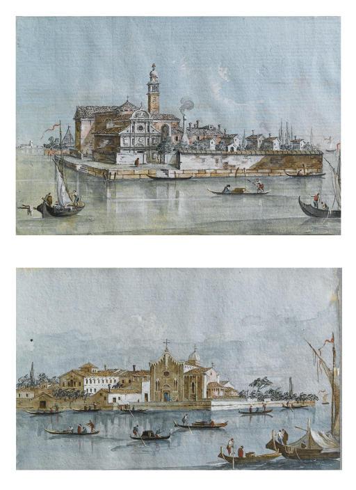 Isola di S. Clemente, Venezia; e Isola di Sant'Elena, Venezia