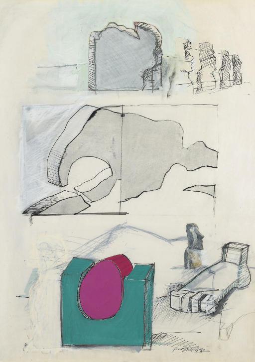 Skizze, 1968